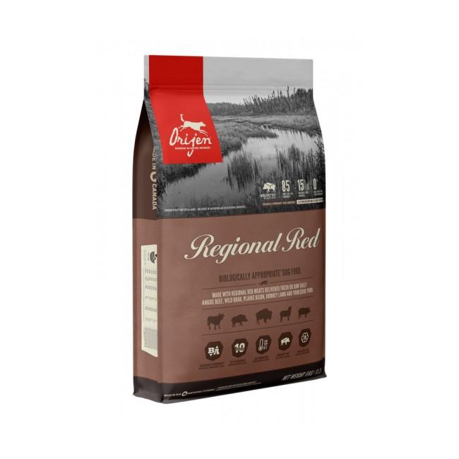 Croquettes pour chien Orijen Regional Red