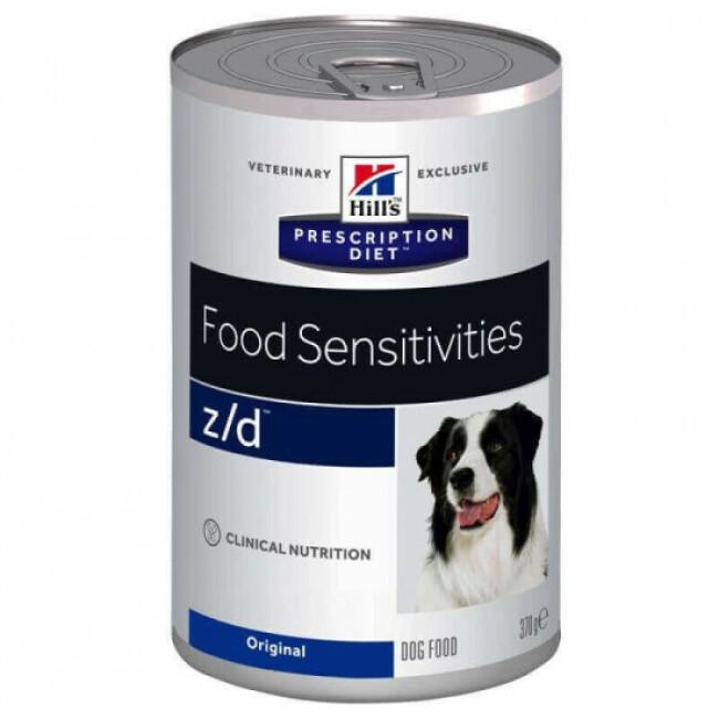 Croquettes pour chien Prescription Diet Canine Z/D Ultra Allergen Hill's