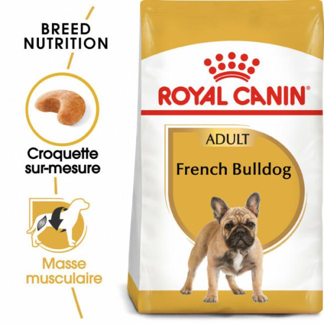 Croquettes pour chien Royal Canin Bouledogue français adulte