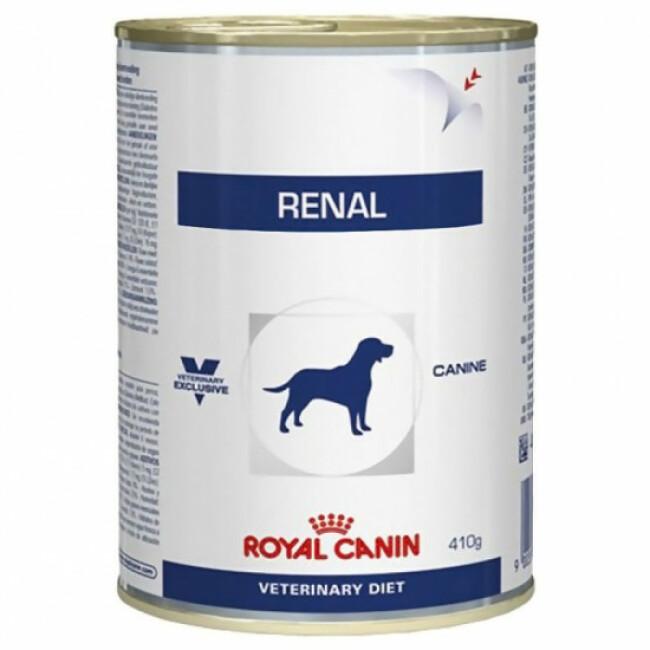 Croquettes pour chien Royal Canin Veterinary Diet Renal