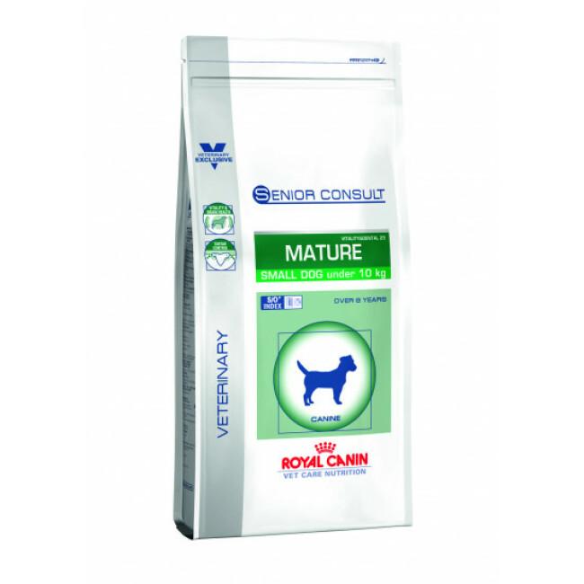 Croquettes pour chien senior de petite race Veterinary Care Consult Royal Canin