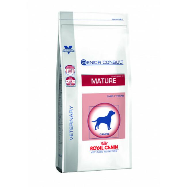 Croquettes pour chien senior de race moyenne Veterinary Care Consult Royal Canin Sac 10 kg