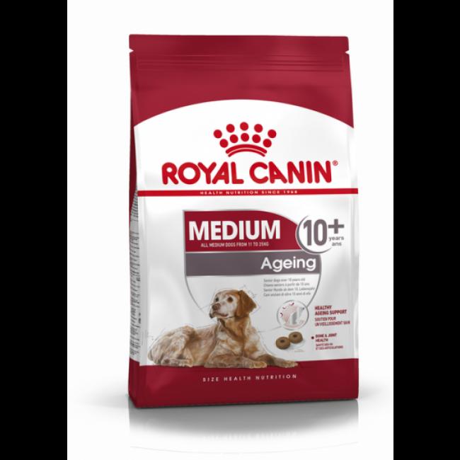 Croquettes pour chien senior Royal Canin Medium Ageing 10+