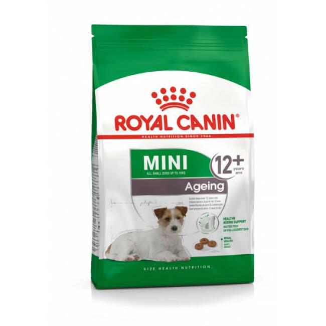 Croquettes pour chiens âgés Royal Canin Ageing Mini +12