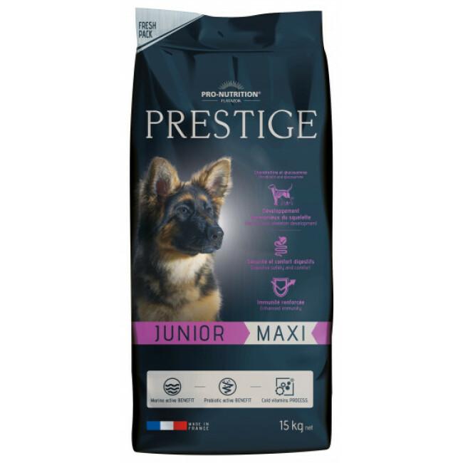 Croquettes pour chiot de grande race Prestige junior Maxi Flatazor Pro Nutrition