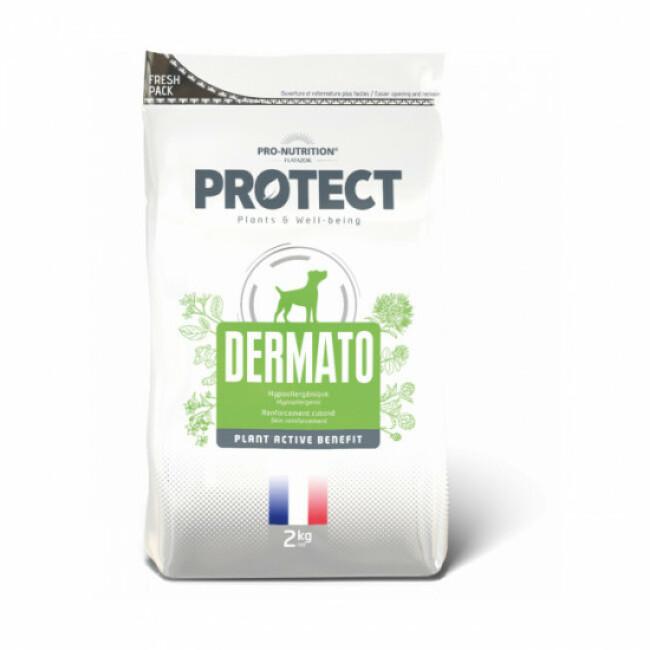 Croquettes Pro-Nutrition Protect Dermato peau sensible pour chien