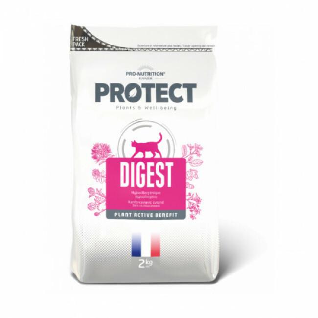Croquettes Pro-Nutrition Protect Digest troubles digestifs pour chat
