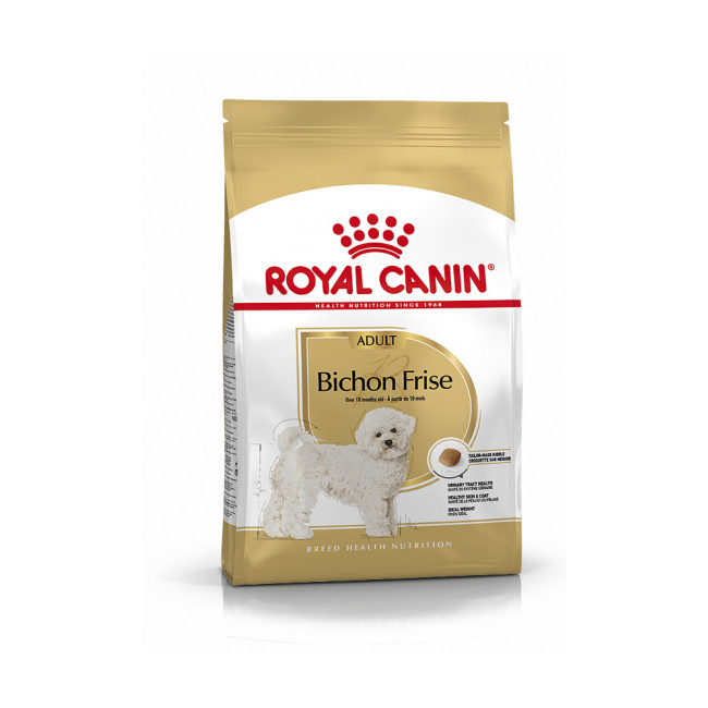 Croquettes Royal Canin Bichon Frise Adulte Sac 1,5 kg