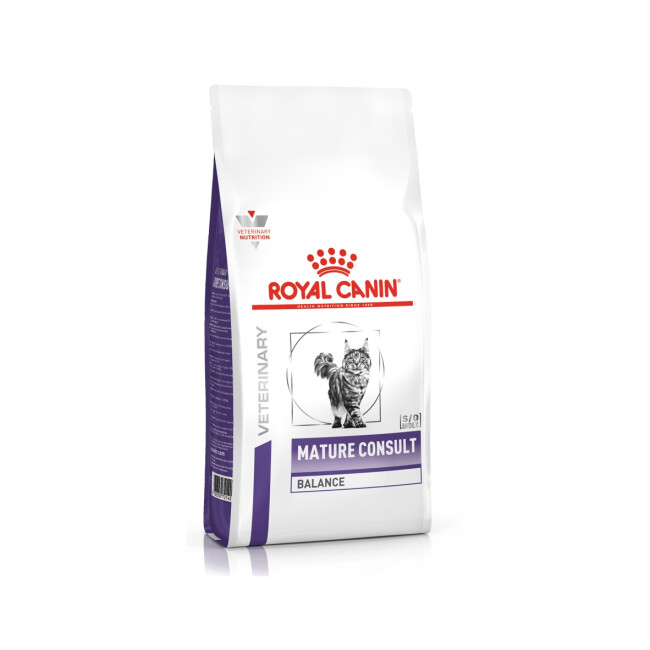 Croquettes Royal Canin Mature Consult Balance Senior Consult Stage 1 Balance