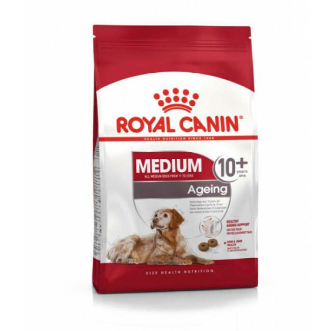 Croquettes Royal Canin Medium Ageing 10+