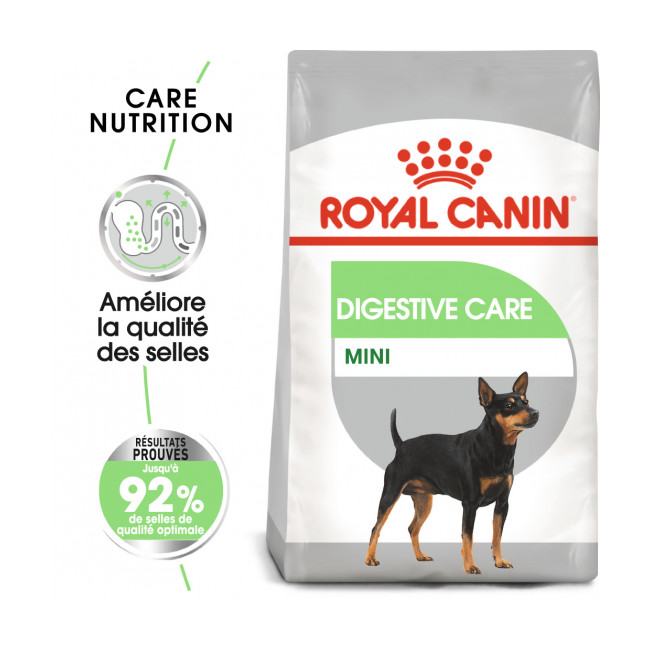 Croquettes Royal Canin Mini Digestive Care