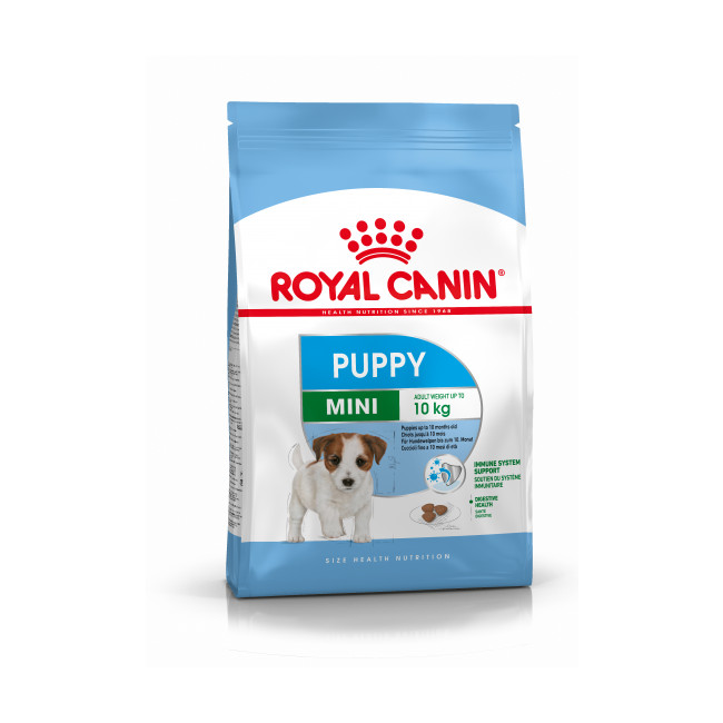 Croquettes Royal Canin Mini Puppy
