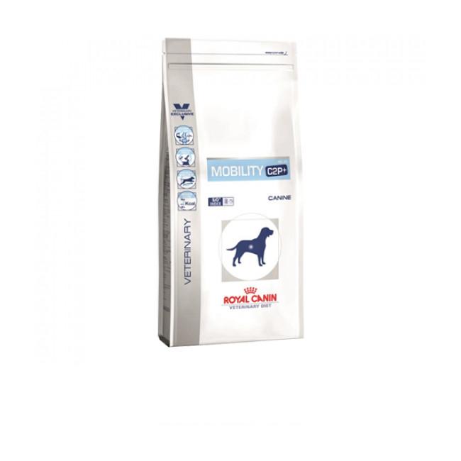Croquettes Royal Canin Mobility C2P+ MS 25/MLD 26 pour chien Sac 12 kg