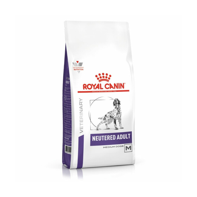 Croquettes Royal Canin Veterinary Care Adulte Neutered Medium