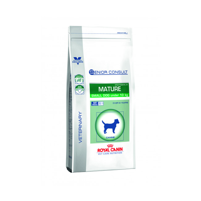 Croquettes Royal Canin Veterinary Care Consult Mature Small Dog