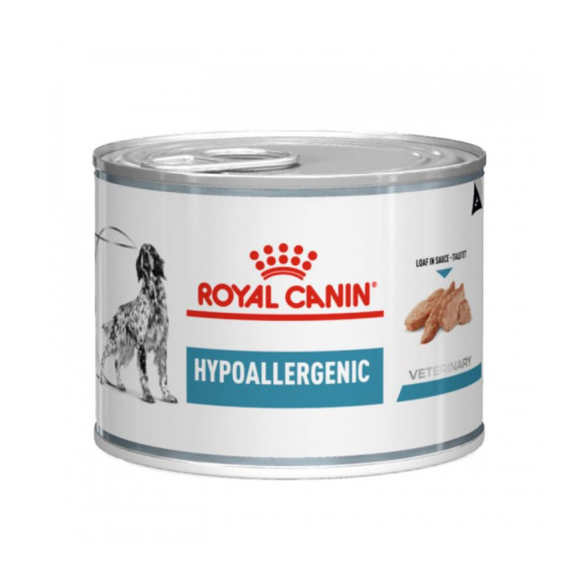Croquettes Royal Canin Veterinary Diet Hypoallergenic pour chiens