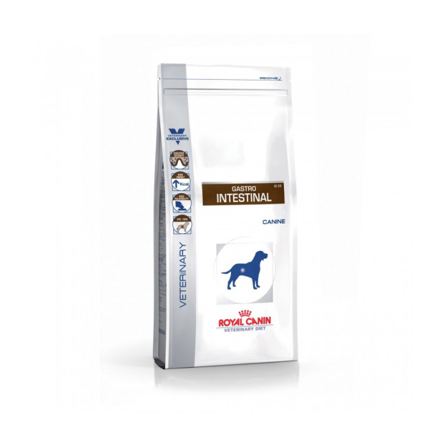 Croquettes Veterinary Diet Gastro Intestinal pour chien Royal Canin