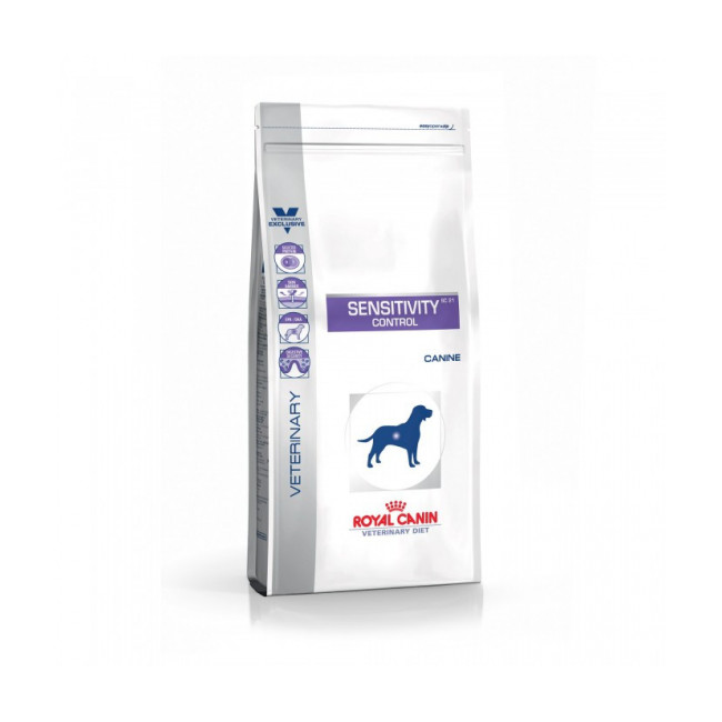 Croquettes Veterinary Diet Sensitivity Control pour chien Royal Canin
