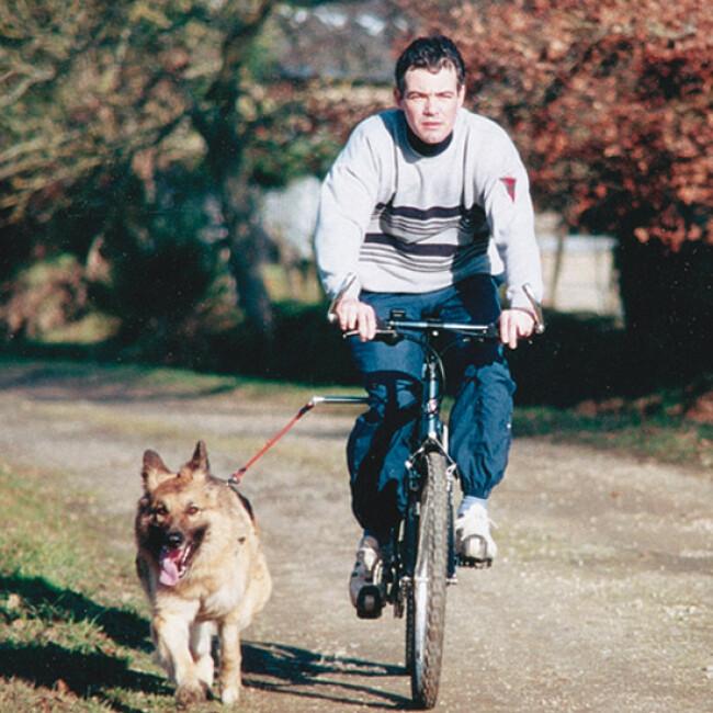 Attache à vélo pour chien Cynobike ®