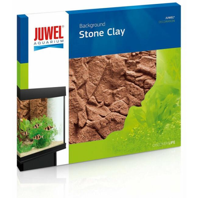 Décoration fond aquarium Stone Clay 60 x 55 cm Juwel