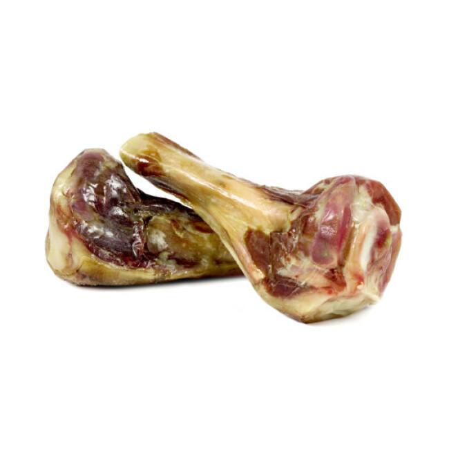 Demi os de jambon Serrano d'Espagne pour chien