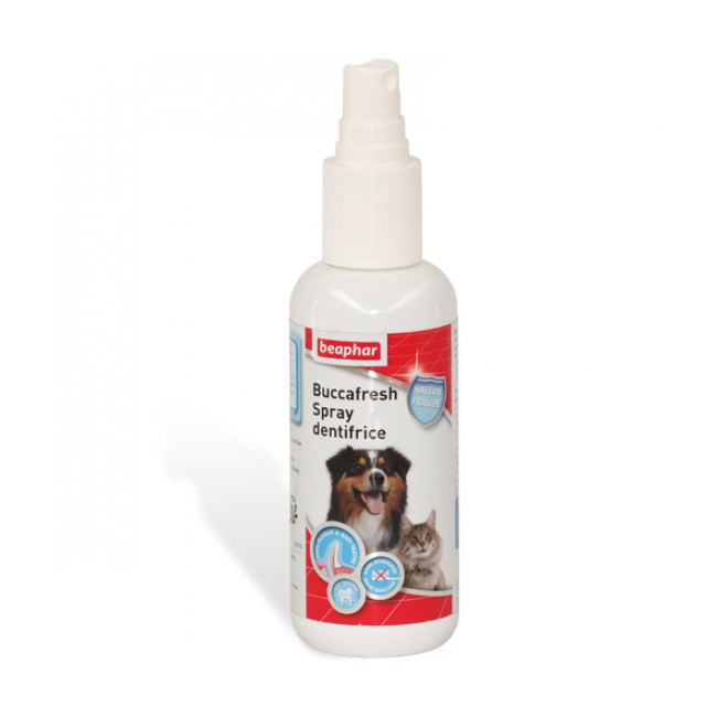 Dentifrice en spray Buccafresh pour chien et chat