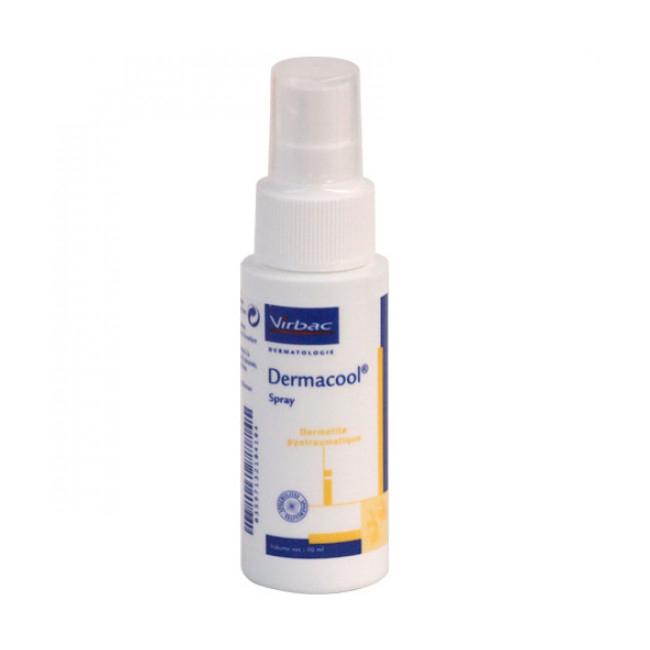 Dermacool solution calmante pour chien et chat
