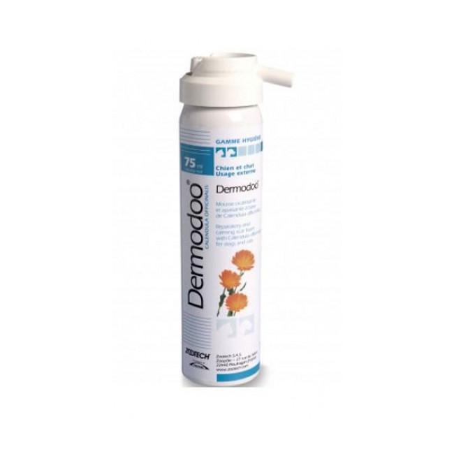 Dermodoo spray pour chiens et chats 75 ml