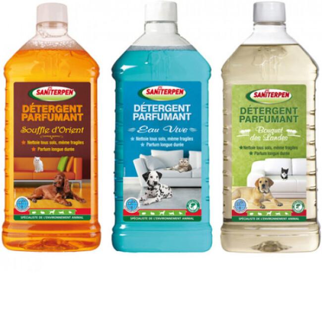 Détergent parfumant Saniterpen 1 litre