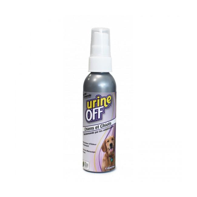 Destructeur d'odeurs chiots et chiens Urine Off