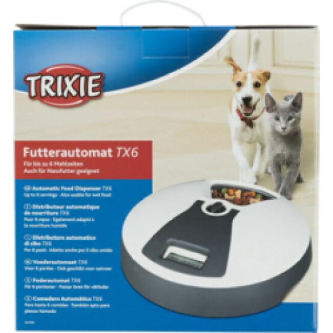 Distributeur automatique de nourriture TX 6 Trixie pour chat et petit chien