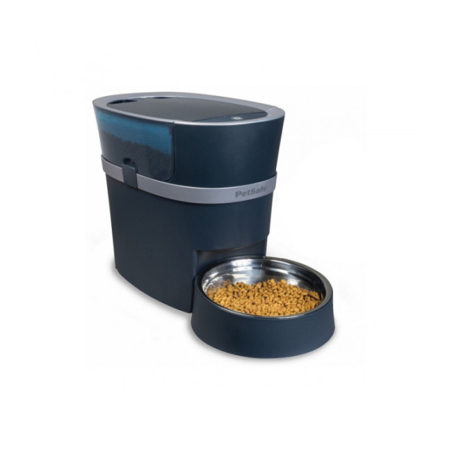 Distributeur de croquettes connecté pour chiens et chats Smart Feed Petsafe