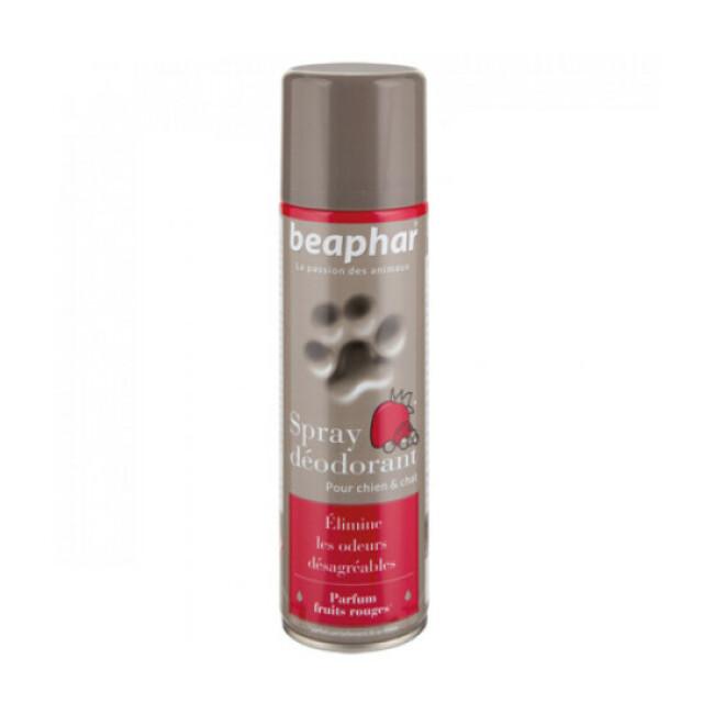 Déodorant fraîcheur printemps pour chien et chat