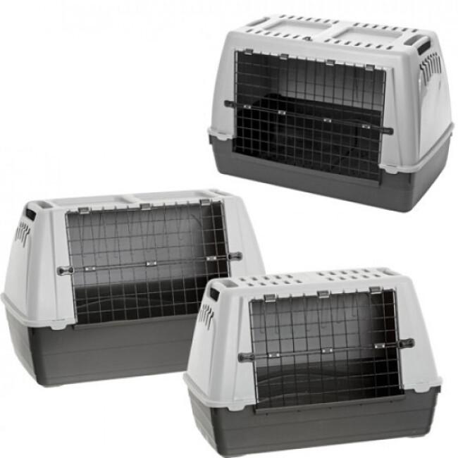 Dog Box Cargo cage de transport automobile pour chien
