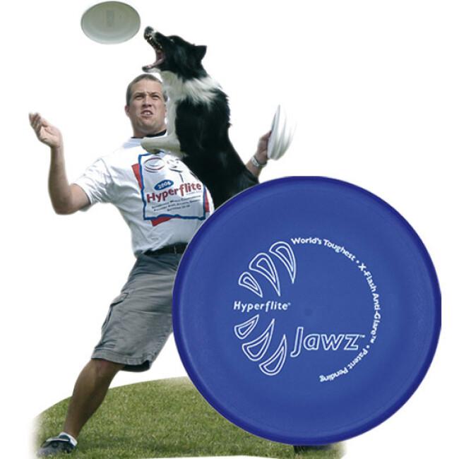 Dogfrisbee d'entraînement Jaws pour chien