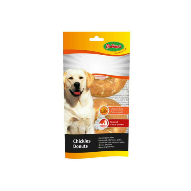Donuts Chickies Bubimex x 2 pour chien