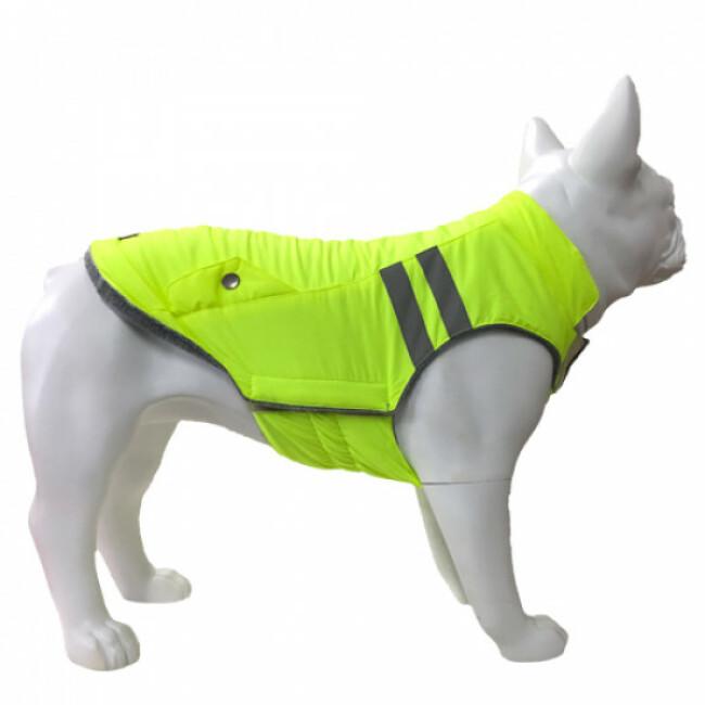 Doudoune pour chien Doogy Flashy