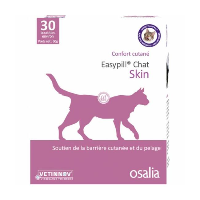 Easypill Skin Chat Confort cutané