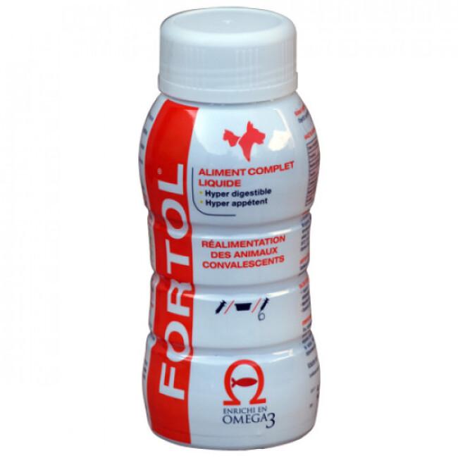 Fortol Omega 3 énergétique chien et chat