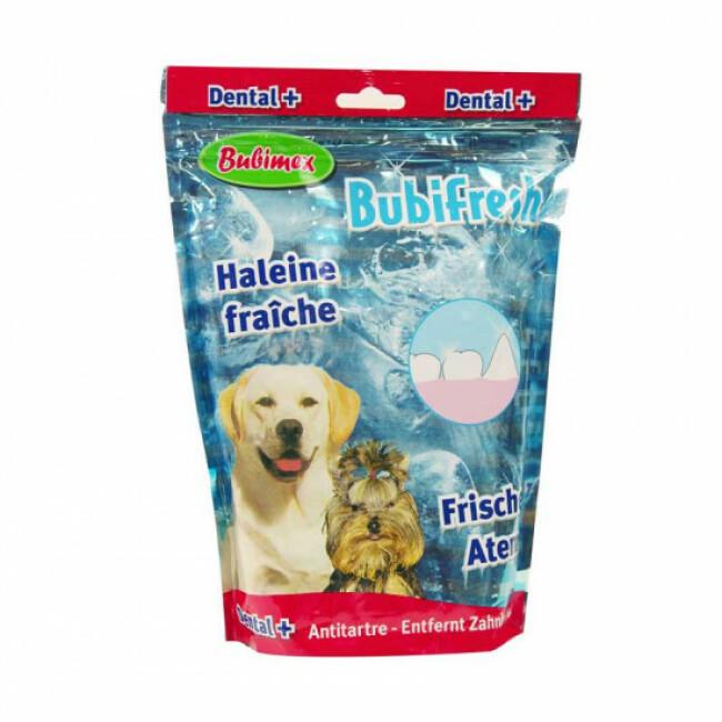 Friandise Bubifresh bucco-dentaire pour chien