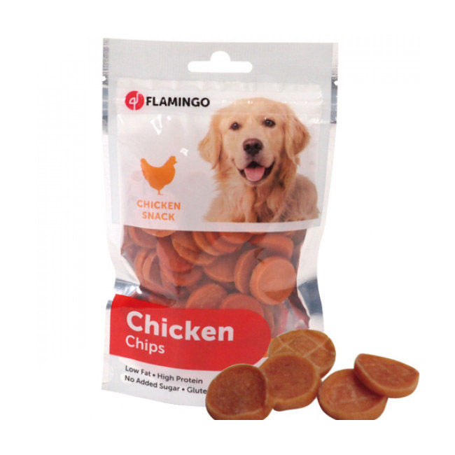 Friandise Chick'n Snack pour chien