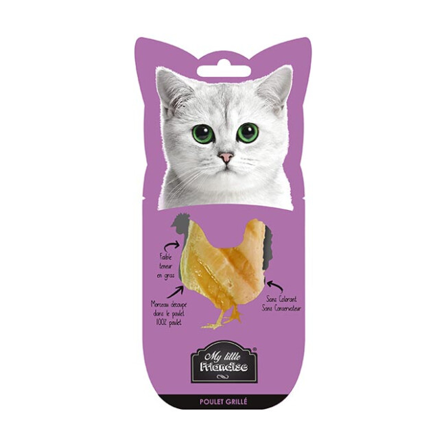 Friandise naturelle pour chat 30g My Little Friandise