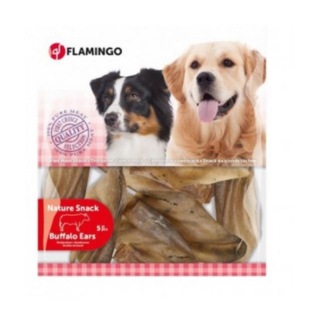 Friandise oreille de bœuf pour chien