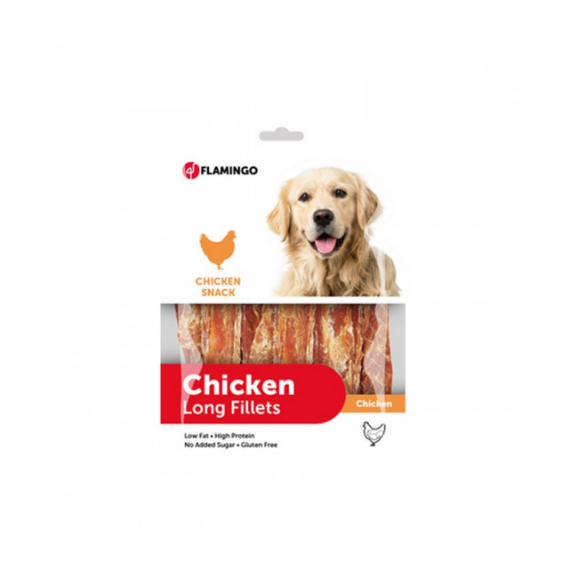 Friandise pour chien Chick'n Snack Long