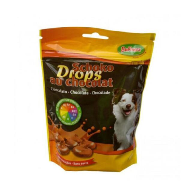 Friandises Drops saveur chocolat pour chien