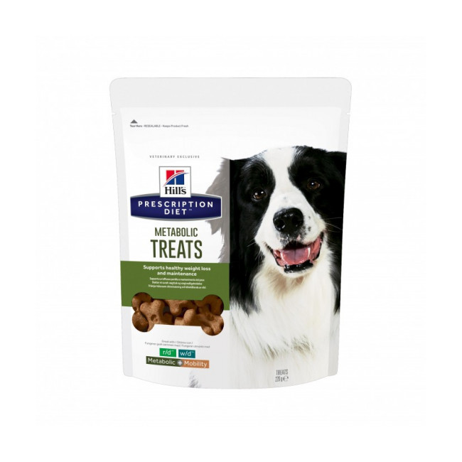 Friandises Hill's Treats Metabolic Canine