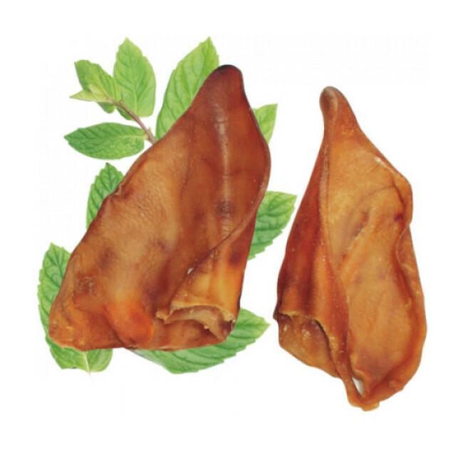 Friandises oreilles de porc Bubimex pour chien