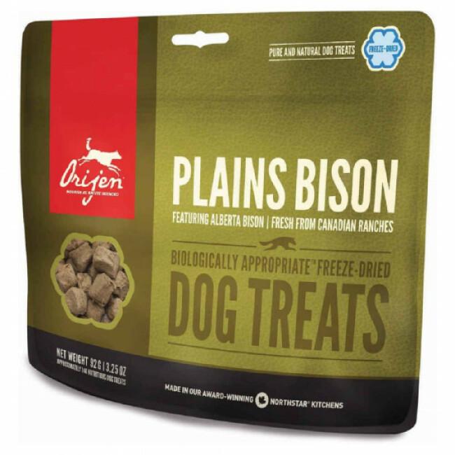 Friandises Orijen Plains Bison Treats pour chien