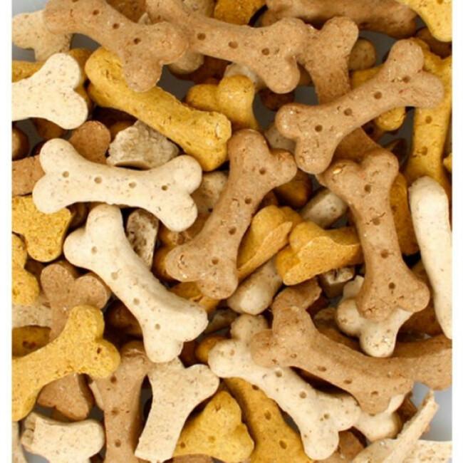 Friandises pour chien fourrées au bœuf