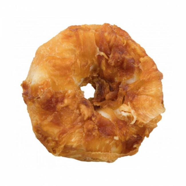 Friandises pour chien Mini Donuts au poulet Denta Fun